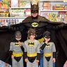 Photo #4 - Little Batman.