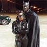 Photo #1 - Batman and Catwoman