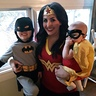 Photo #3 - Wonder Woman and her sidekicks