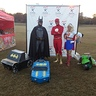 Photo #3 - The boys at the super hero walk for battered and abuse kids