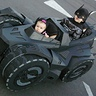 Photo #1 - Batman, Batgirl & the Arkham Knight Batmobile