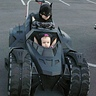 Photo #2 - Batman, Batgirl & the Arkham Knight Batmobile