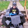 Photo #2 - Batman in his Batmobile