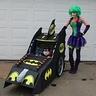 Photo #1 - Batman and his Batmobile with the Joker