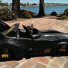 Photo #2 - Batman in the Batmobile