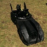 Photo #4 - Batman in the Batmobile