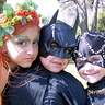 Photo #2 - Batman, Poison Ivy & Catwoman