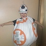 Photo #1 - BB-8 Finished costume