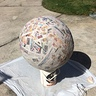 Photo #5 - Paper mache yoga ball