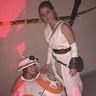 Photo #1 - BB-8 and Rey