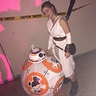 Photo #5 - BB-8 and Rey