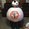 Photo #1 - Front view of BB8