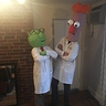 Photo #3 - Beaker & Dr. Bunsen Honeydew