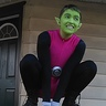 Photo #1 - Beast Boy from the Teen Titans