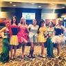 Photo #2 - Ariel, Snow White, Aurora, Cinderella, Belle, Jasmine and Rapunzel.