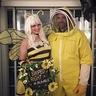 Photo #1 - Beekeeper and #Bumble bee