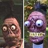 Photo #4 - The shrunken head
