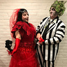 Photo #2 - Beetlejuice and Lydia