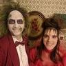 Photo #4 - Beetlejuice and Lydia Deetz Wedding