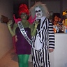 Photo #1 - Miss Argentina and Beetlejuice
