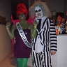 Photo #2 - Miss Argentina and Beetlejuice