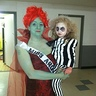 Photo #1 - Beetlejuice and Miss Argentina (Dead Receptionist)