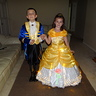 Photo #1 - Belle and Prince Adam