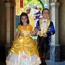 Photo #2 - Belle and Prince Adam