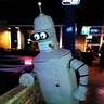 Photo #2 - Bender Chilling at the Bar
