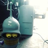 Photo #2 - Bender from Futurama
