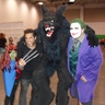 Photo #5 - with Wolverine and Joker