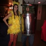 Photo #1 - Big Bird and Oscar the Grouch