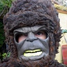 Photo #2 - Owen's bigfoot mask