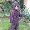 Photo #5 - Owen as bigfoot.
