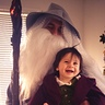 Photo #2 - Little Bilbo and Gandalf