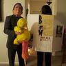 Photo #1 - Binders full of women, Mitt, and Big Bird