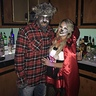 Photo #5 - Bitten Little Red Riding Hood & Big Bad Wolf