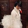 Photo #2 - Bjork's Swan Dress