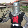 Photo #1 - Black Knight from Monty Python and the Holy Grail