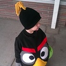 Photo #2 - Black Angry Bird