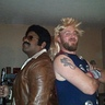Photo #2 - Black Dynamite with recession hit Thor!