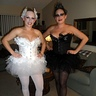 Photo #1 - Unique, Detailed and Personalized Black Swan Couples Costumes