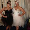 Photo #1 - Black Swan vs. White Swan