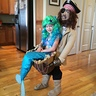 Photo #1 - BLACKBEARD DISCOVERS MERMAID!