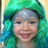 Photo #3 - Mermaid makeup!