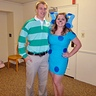 Photo #1 - Anna as Blue and Jess as Steve from Blue's Clues