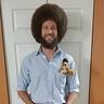 Photo #2 - Bob Ross Costume Solo