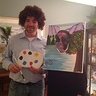 Photo #3 - Bob Ross and his Happy Trees