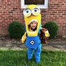 Photo #1 - Norah as Bob the Minion