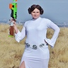 Photo #4 - Princess Leia (Maddy) Battle Ready
